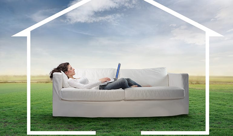 אילו הוצאות מוכרות בעת עבודה מהבית?