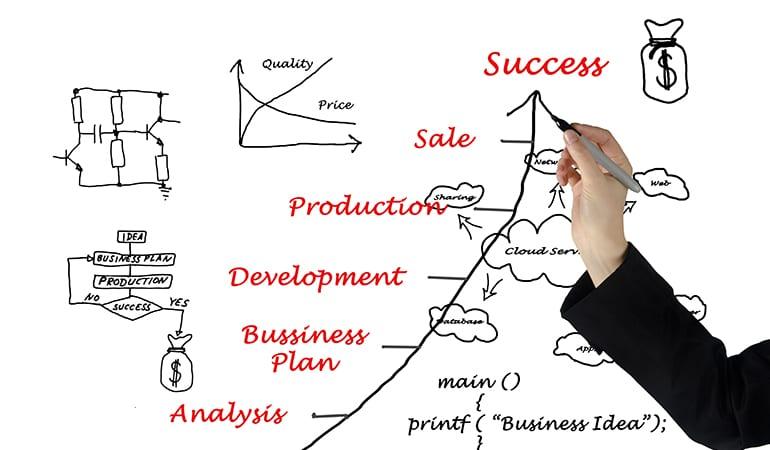 בדיקת התכנות עסקית