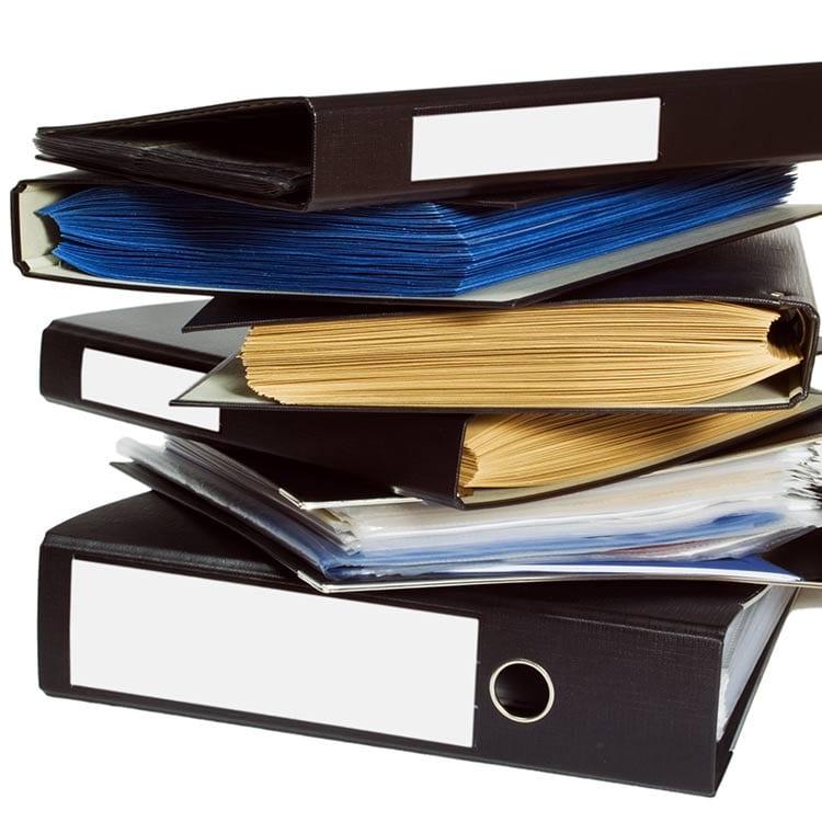 ניהול פנקסי חשבונות ופסילת ספרים